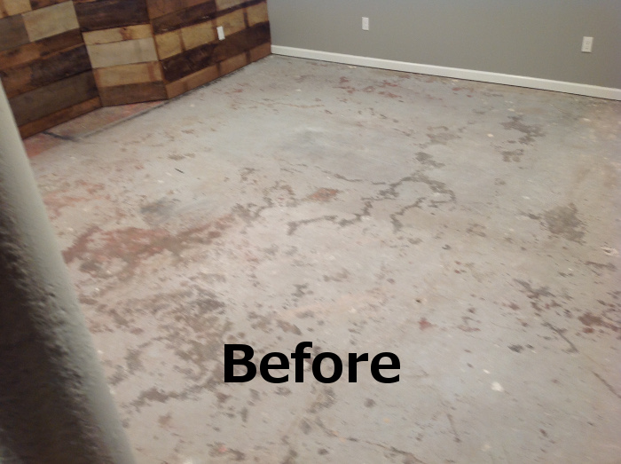 Basements Miracle Stone Quality Stone Epoxy Flooring