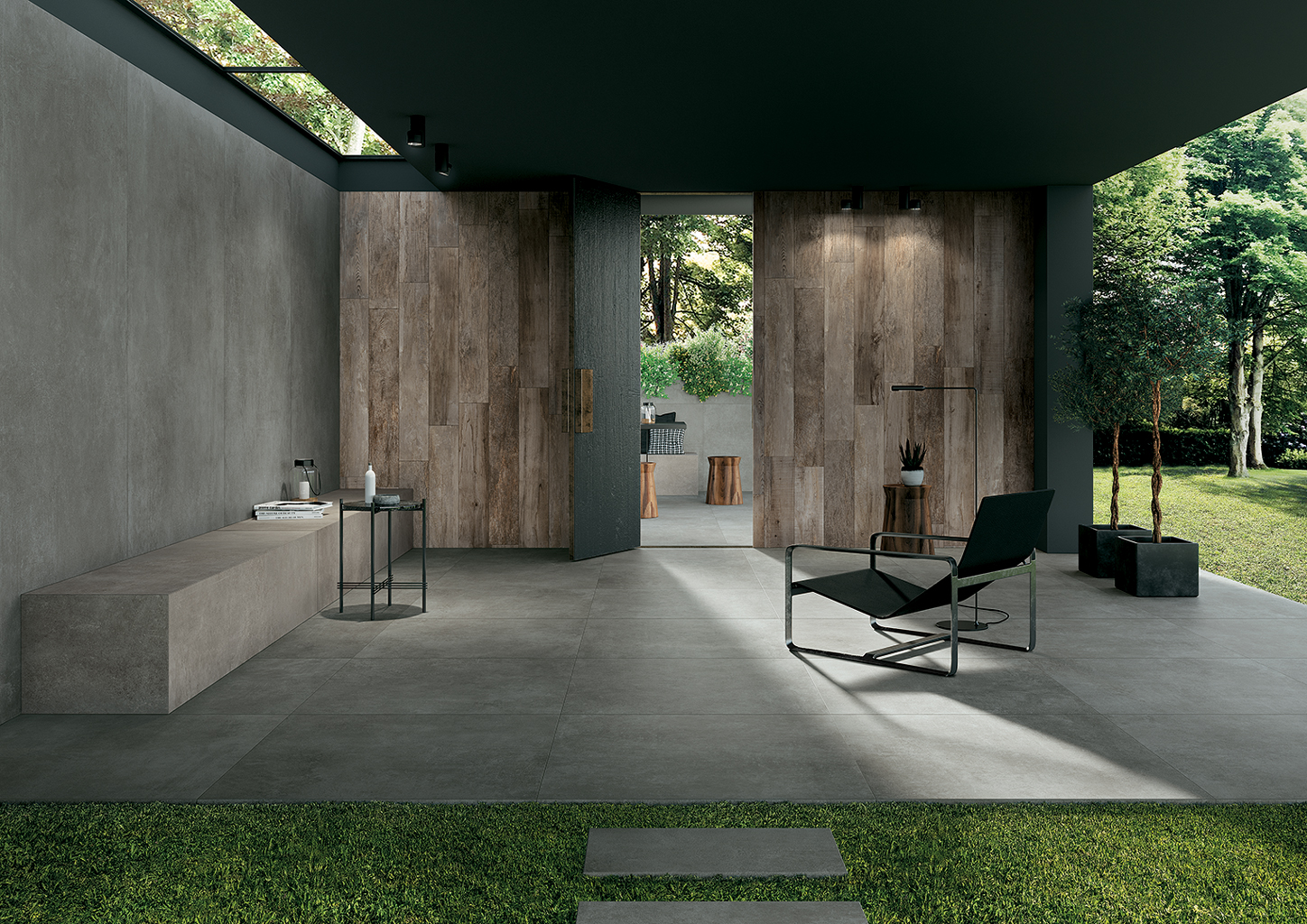Design Evo Tiles Glocal Glocal The New Smooth Concrete Collection Mirage