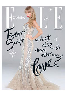 Elle Canada 2012