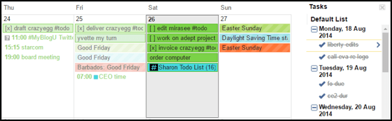 7 Ways To View Google Calendar On Your Windows Desktop How To Manage Your Productivity And Workflow With Google