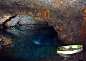 The Subterranean Lake...