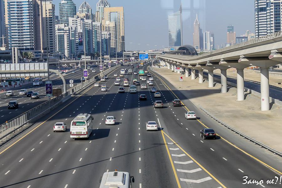 Дубай - пътуване в бъдещето