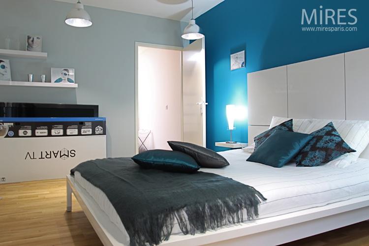 Meubles Chambre Blanc | Bureau Design à Francfort - Une Forme Inédite