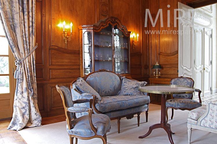 Salon Moderne Classique | Salles à Manger / A. Denis Et Fils
