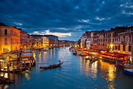 ונציה לילה