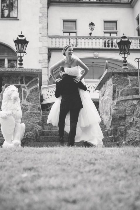 Hochzeitsfotos in Tremsbuettel - mit Florian und Annika-23