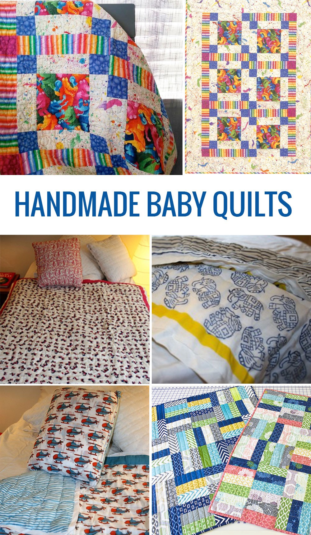 Baby Quilts.com Handmade Baby Quilt Sets Natural Quilts Medium