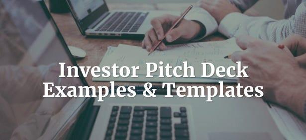 The Ultimate Startup Funding Pitch Deck \u2013 Chance Barnett \u2013 Medium