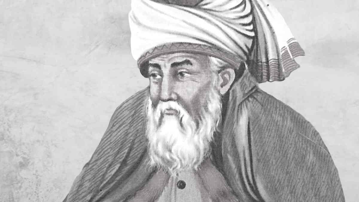 Who Is Rumi Hz Mevlana Celaleddin I Rumi Is Known By Burhan Unver Medium