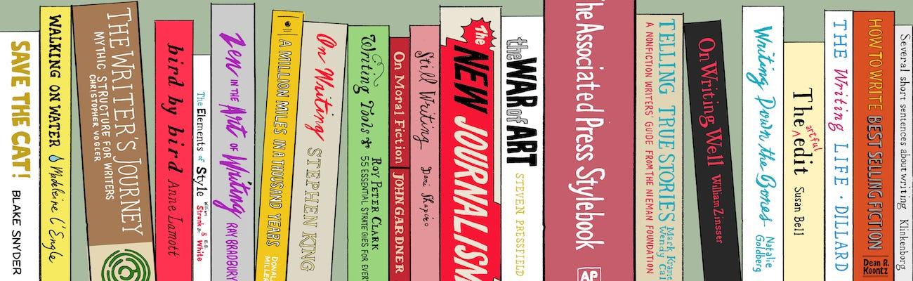 Write On 27 of the Best Books on Writing \u2013 Penguin Random House