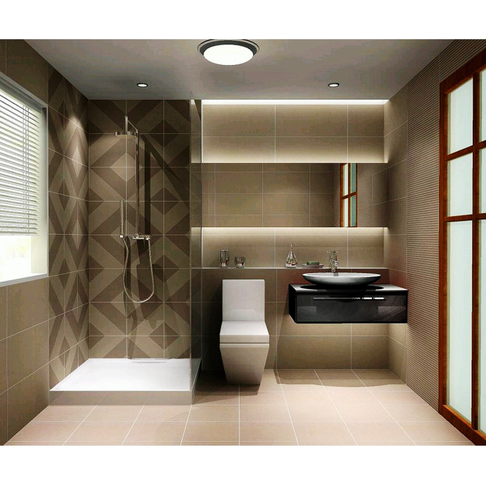 Luxurious Modern Bathroom Interior Design Ideas By Taylor Everest Medium
