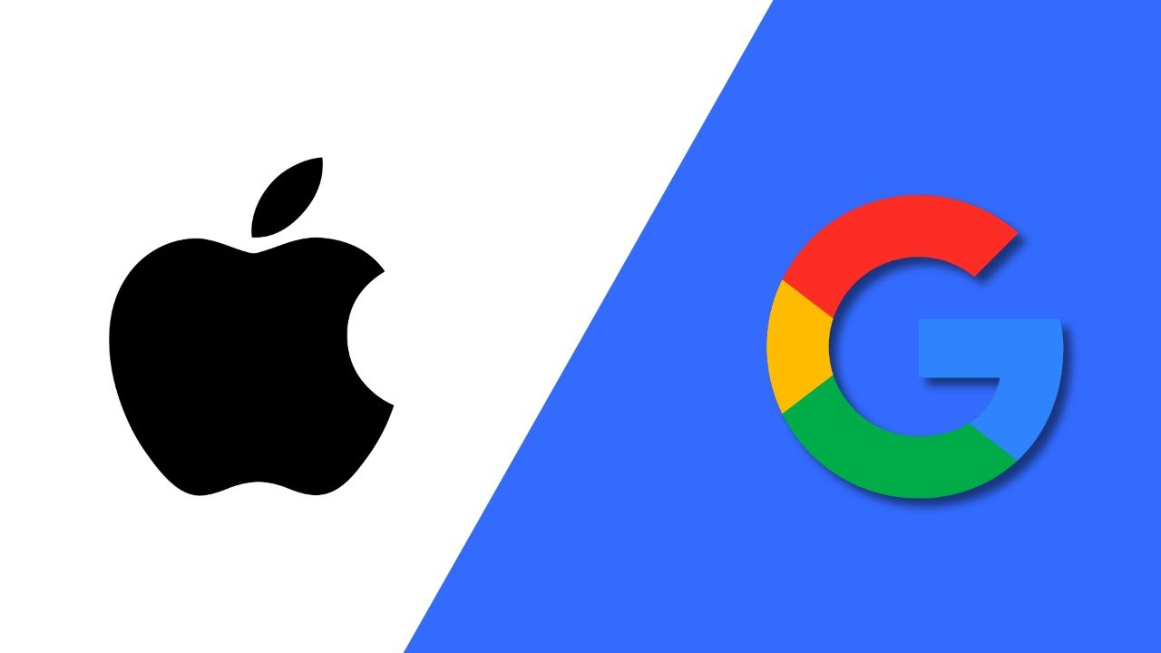 / Vs Google S Material Design Vs Apple S Flat Design Ux Collective