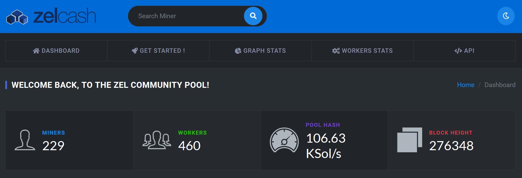 Cash Pool Gmbh Zel Community Pool Major Ui Ux Upgrade By Pickaxe Pro Team