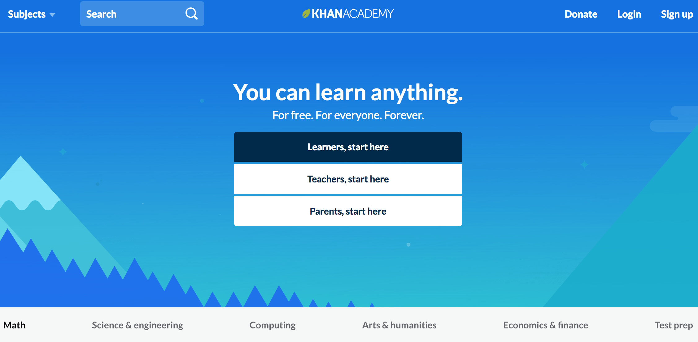 Khan Academy Teaching Programming With Khan Academy To School Children