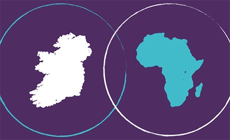 Ireland and Africa Surprisingly, not the same place