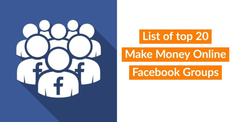 List of top 20 make money online Facebook Groups \u2013 rksistu \u2013 Medium