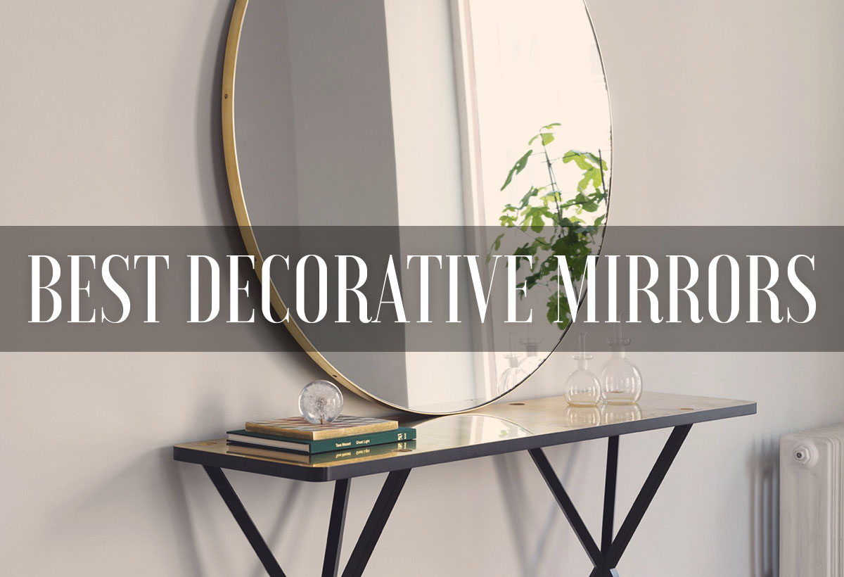 Decorative Mirror Best Decorative Mirrors 2019 Reviews Mirrorank