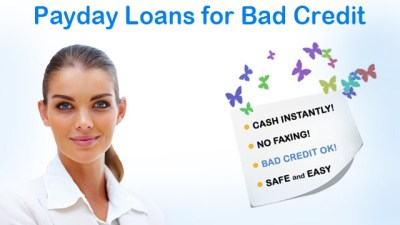 Payday Loans For Low Income And Bad Credit - Online Application