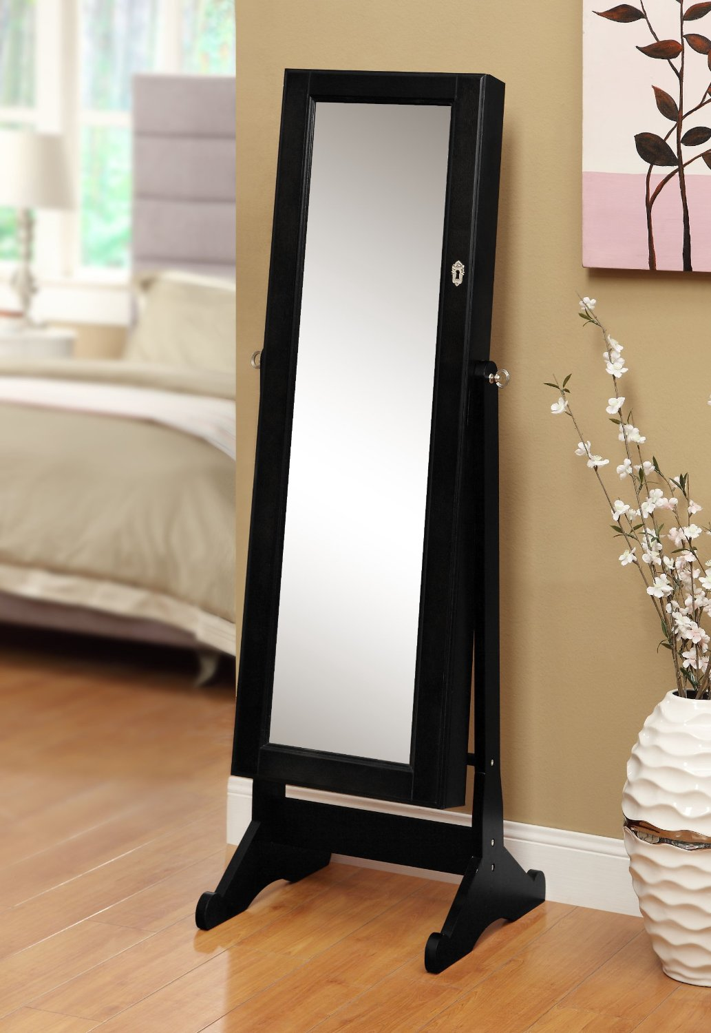 Free Standing Bathroom Mirrors Standing Mirror The Mirror Guide