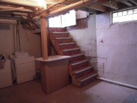 Basement stairs | Adventures in Remodeling