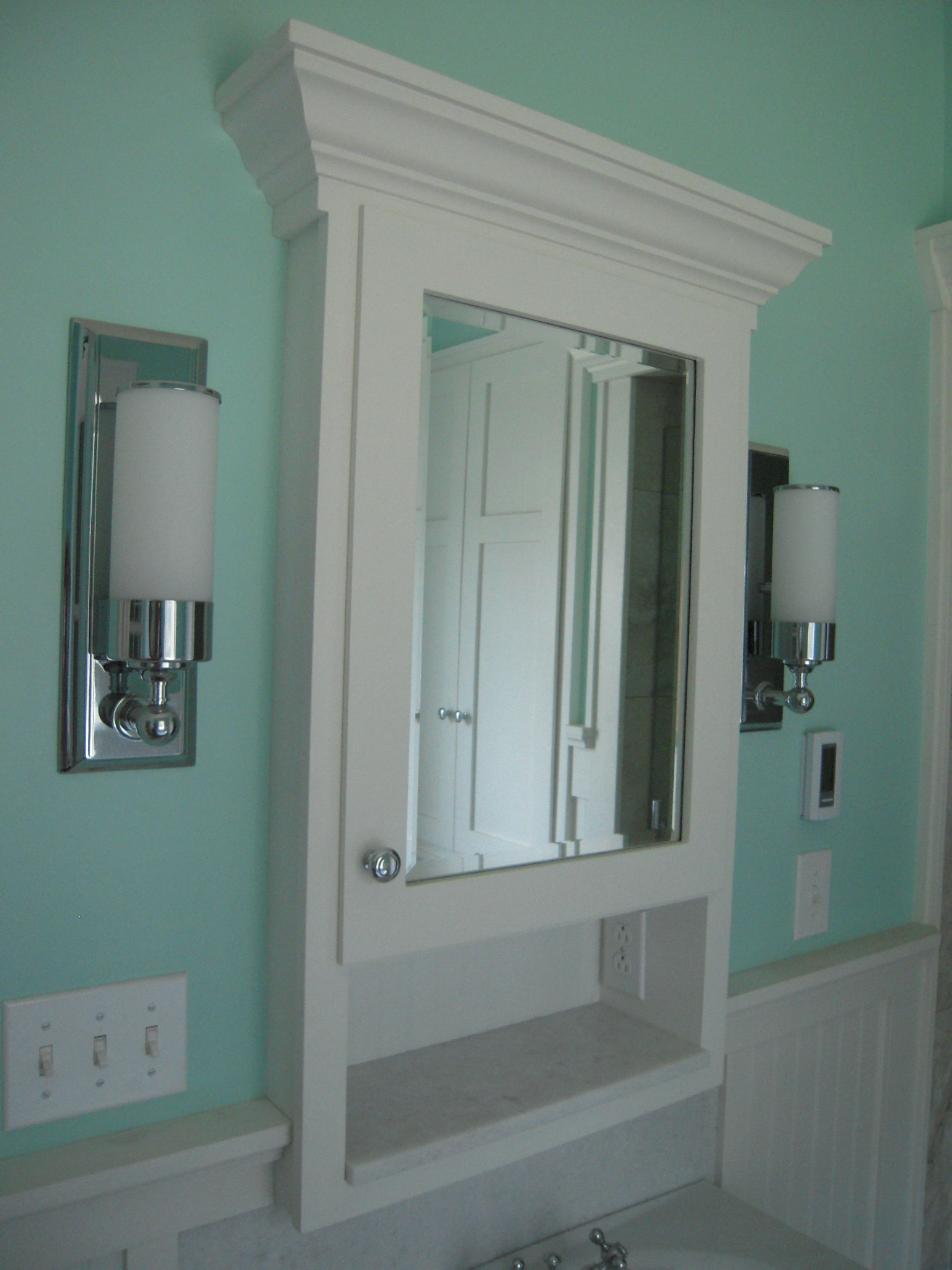 Recessed Shaving Cabinets Medicine Cabinet Adventures In Remodeling