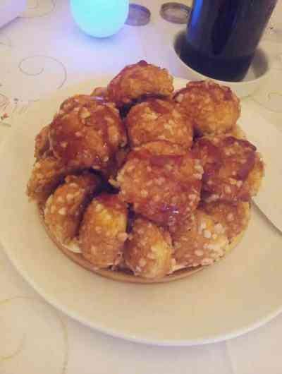 A Passion for Paris - La Mom - chouquettes