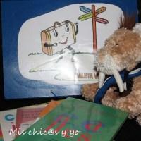 La maleta viajera. Hábitos de lectura en familia