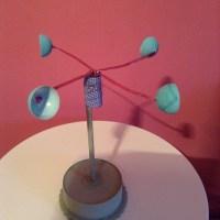 Cómo hacer un anemómetro casero sencillo para niños