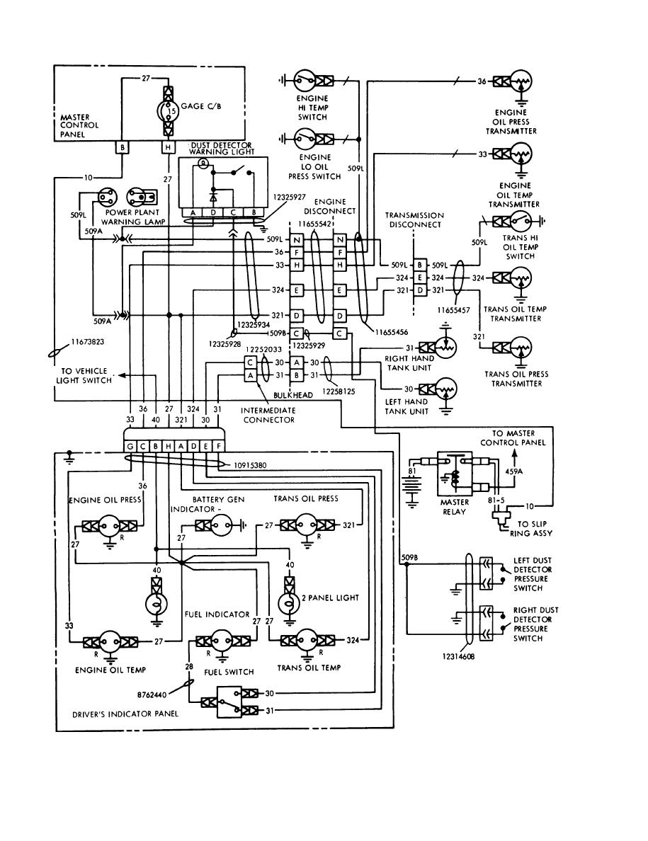 power plant circuit diagram