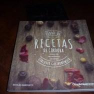 Libro de recetas de Córdoba de Circuito Gastronómico