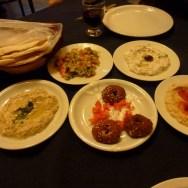 Cocina árabe en Al Sahara
