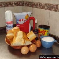 Budin de pan a la Essen