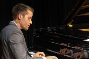 Misha Adair Bigos, jazz pianist