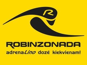 Robinzonada logotipas