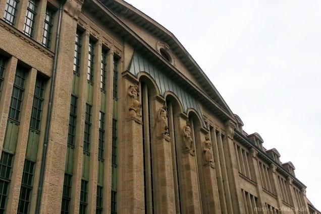 Kaufhaus Görlitz Außenansicht