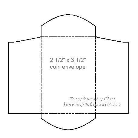 tiny envelope template 2017 ENVELOPE TEMPLATES Pinterest - Small Envelope Template