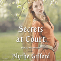 TBR Challenge Review: Blythe Gifford's SECRETS AT COURT