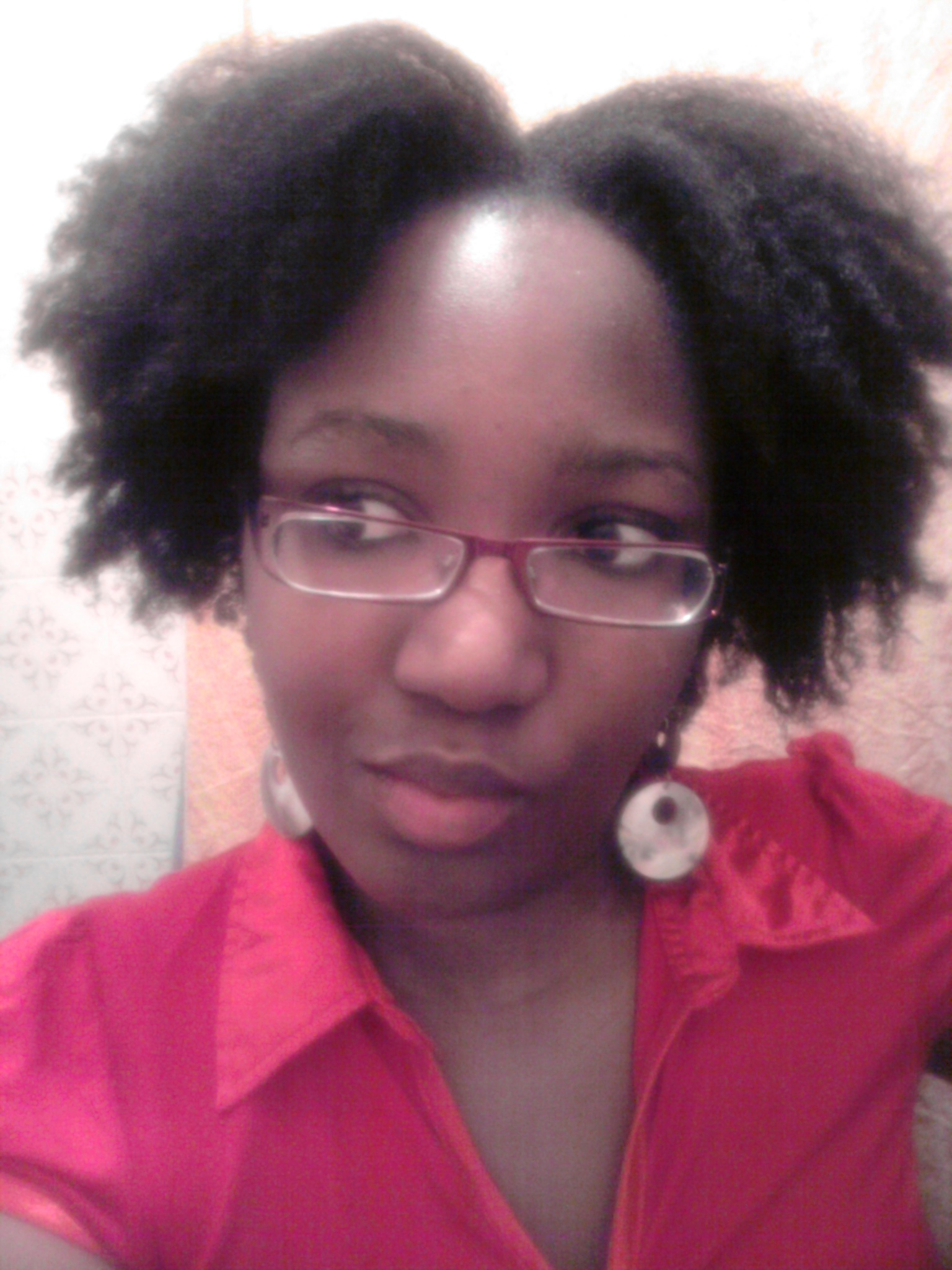 Exceptionnel coiffure afro cheveux courts naturels | ivory hairstyle MI47