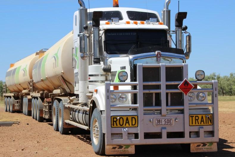 fuel truck 2