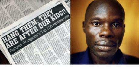 uganda homosexual petition