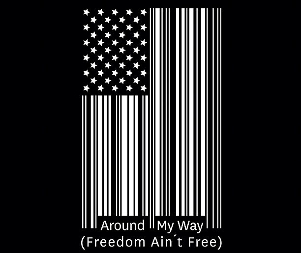 artwork around my way freedom aint free lupe fiasco