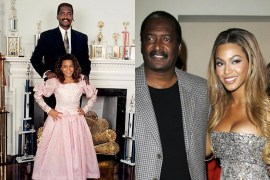 beyonce and her dad