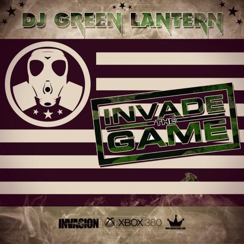 invade the game dj green lantern