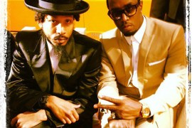 shyne po and diddy