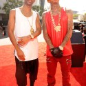 vma red carpet big sean tyga