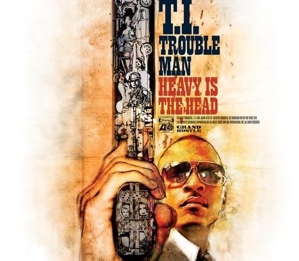 trouble man heavy is the head