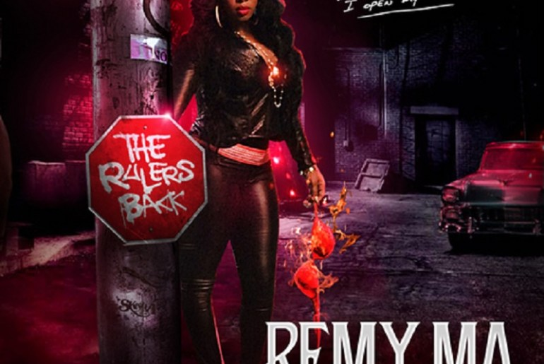 remy ma Im-Around missdimplez