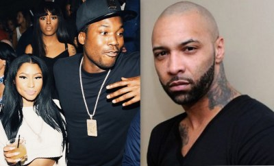 nicki minaj meek mill joe budden
