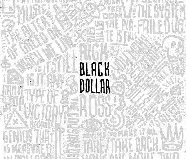rick ross black dollar album cover