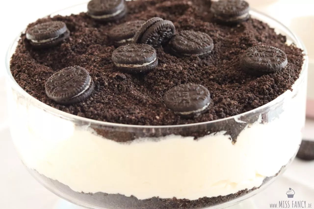 Chefkoch Oreo Kuchen Mega Lecker Dirt Cake Dessert Miss Fancy Lifestyle Blog